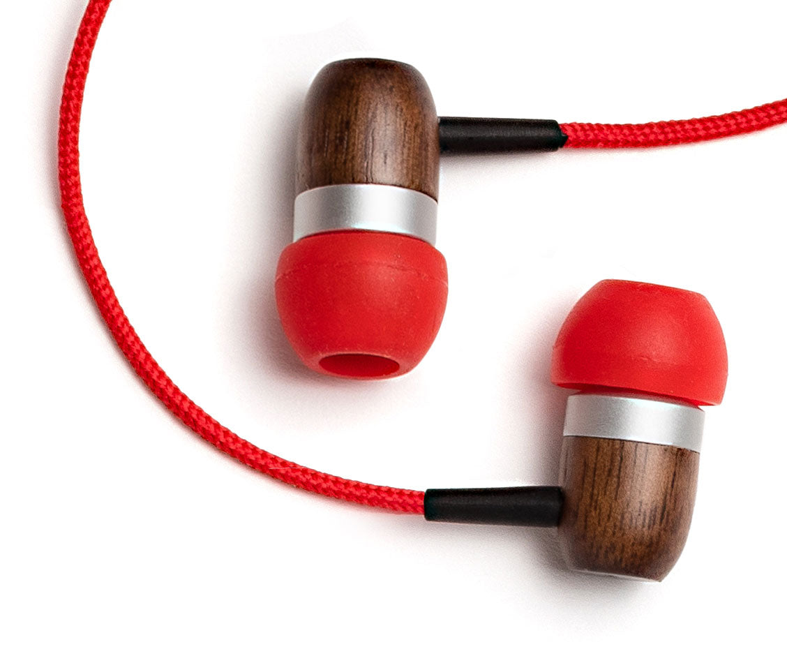 GLXY In-Ear Red