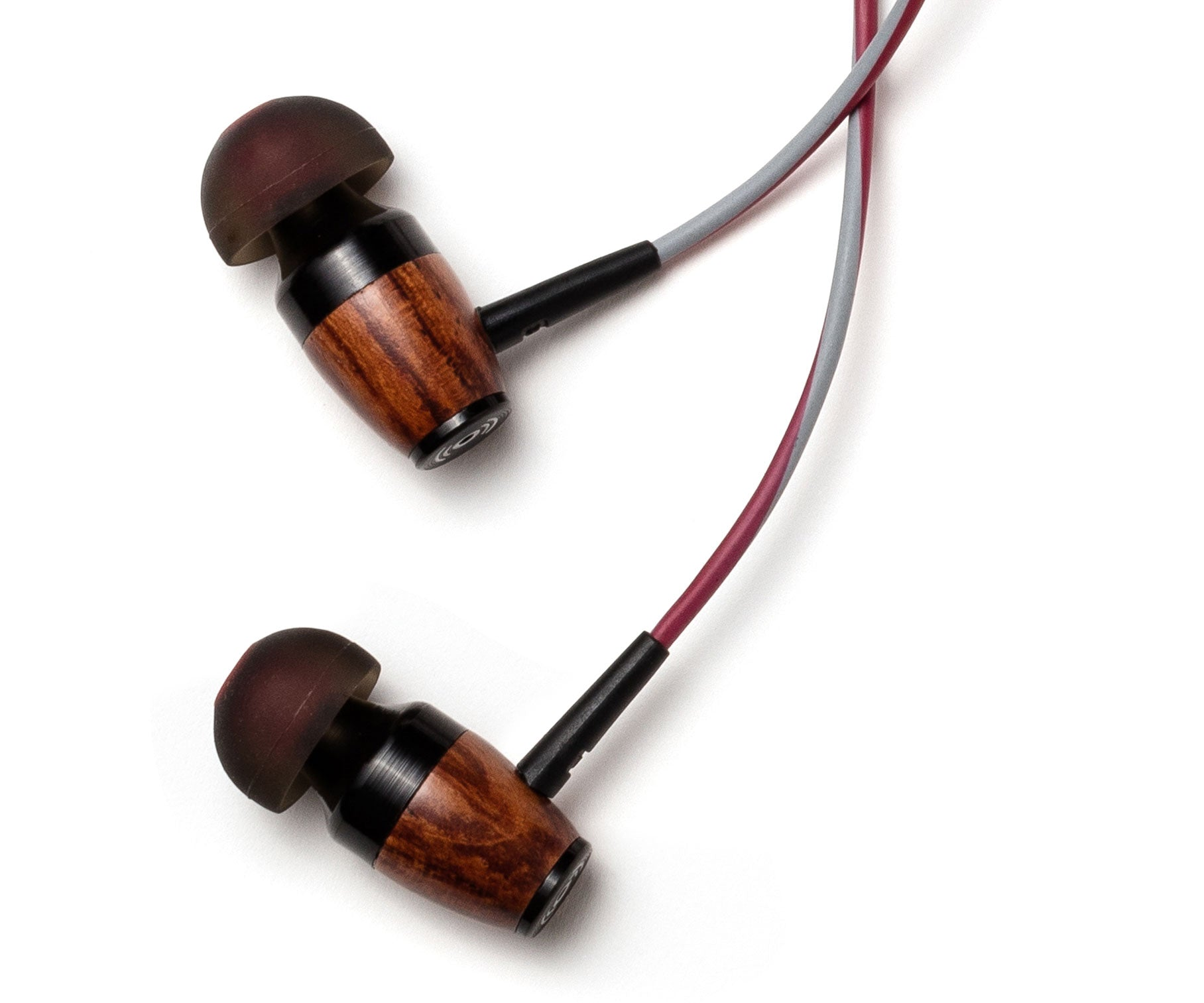 DRM In-Ear Gray and Red