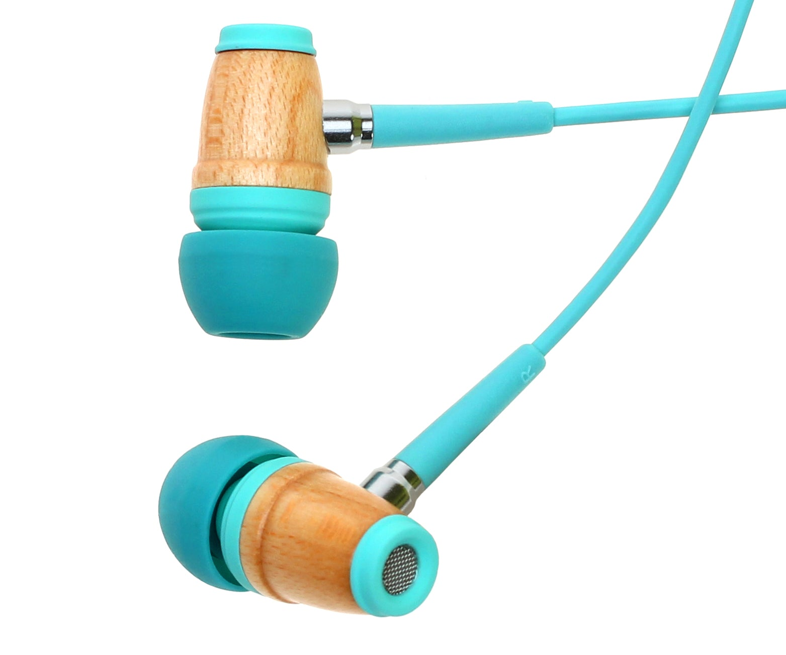 GLXY In-Ear Headphones Blue