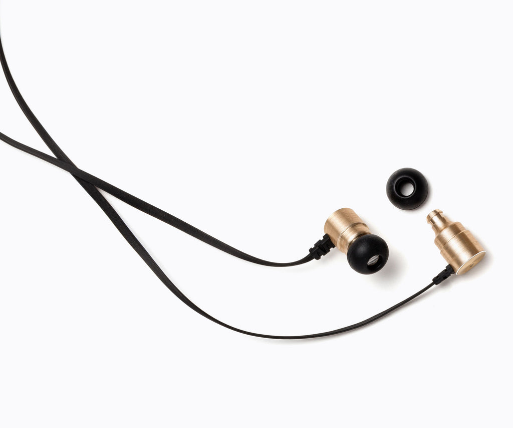 MTL In-Ear Headphones - Gold