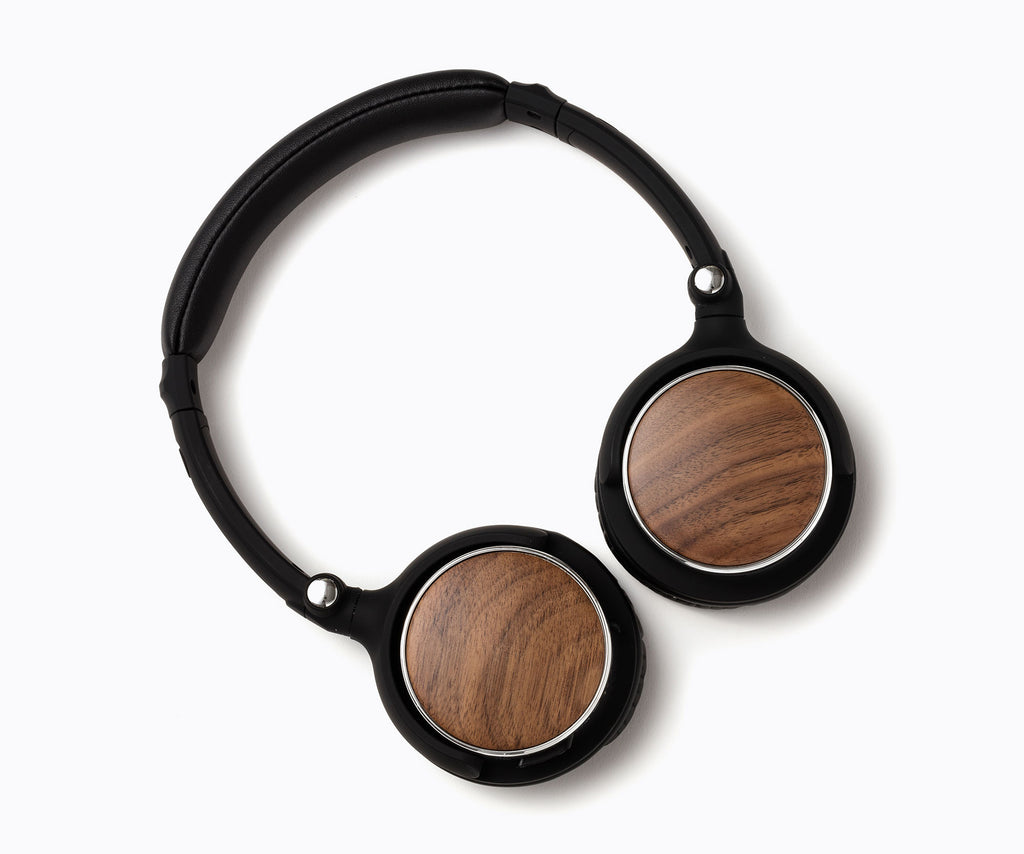 Sensation Wireless Wood Headphones