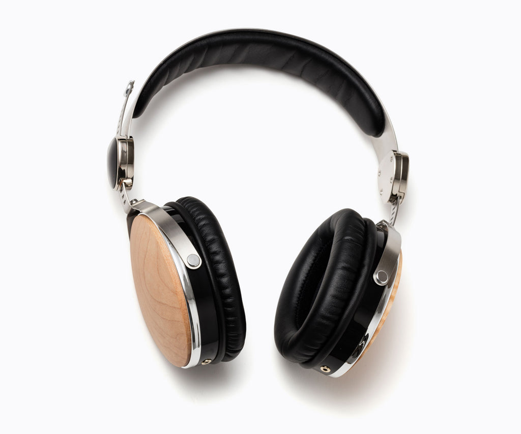 Wraith 2.0 Maple Headphones with Mic