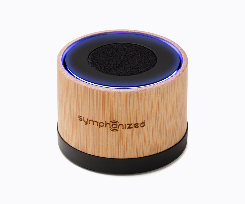 NXT Bamboo Bluetooth Portable Speaker