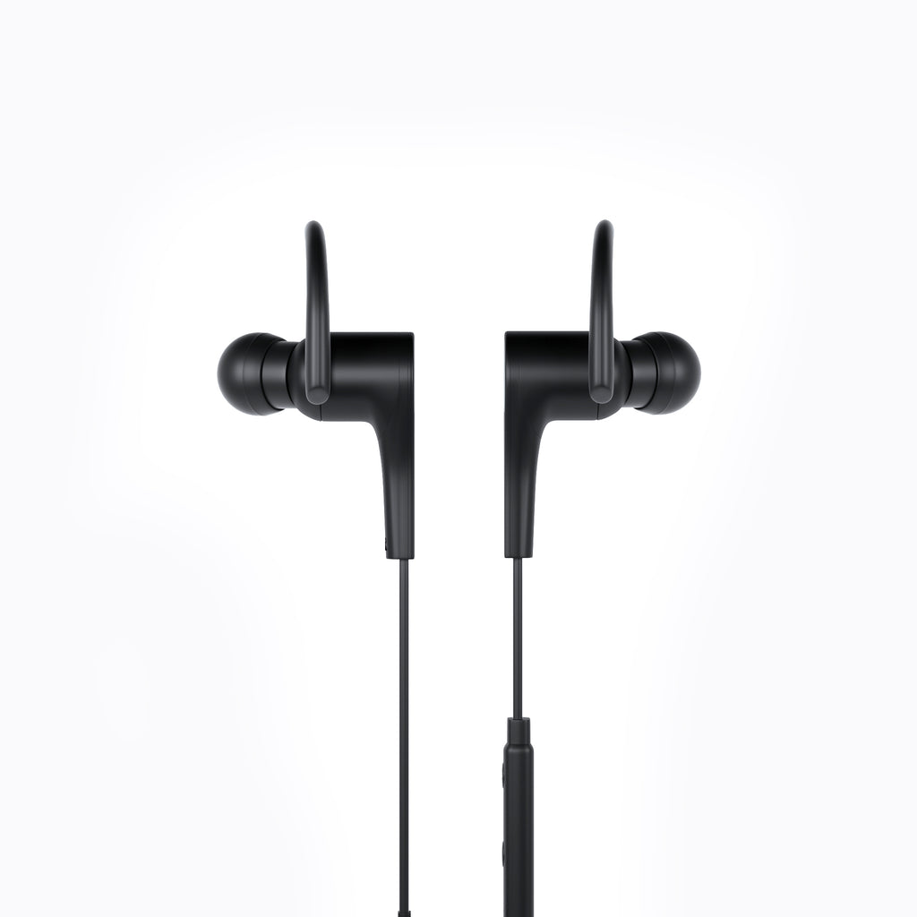 Hybrid Bluetooth Wireless & Wired In-ear Noise-isolating Headphones