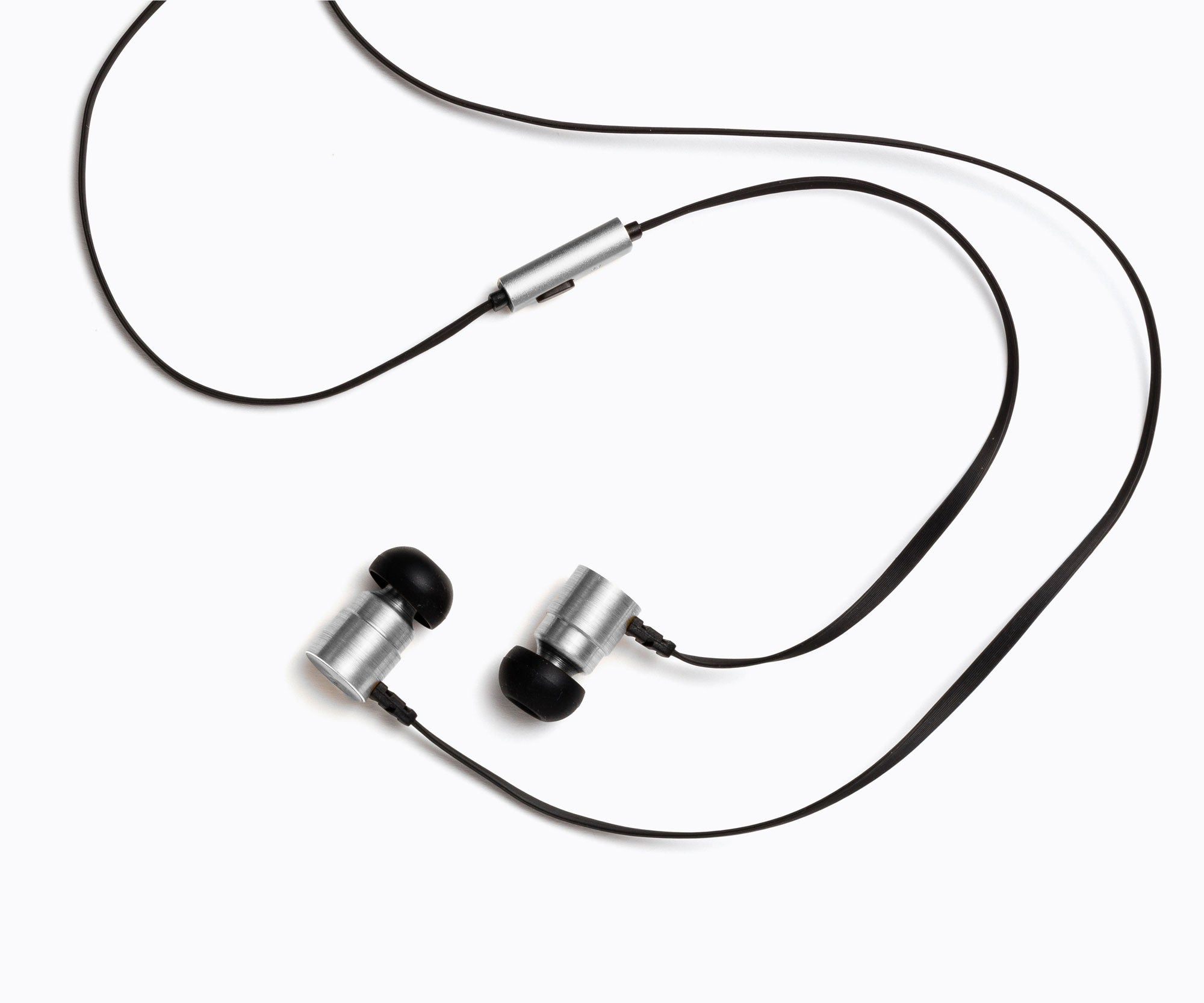 MTL In-Ear Headphones - Silver