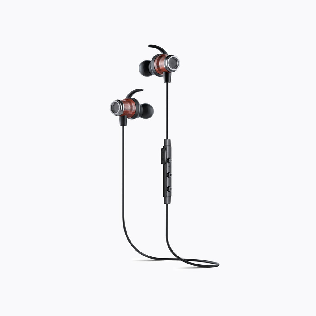 Symphonized DRV Wireless Bluetooth Earbuds with Angle-Fit Ear Tips