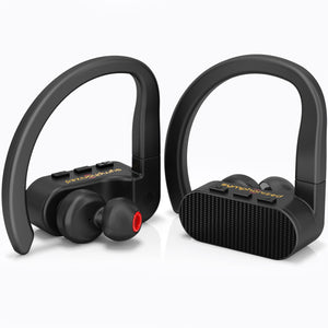 TWR Bluetooth Wireless In-ear Noise-isolating Headphones