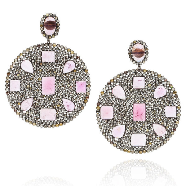 Ballawood Earrings - Lauren Craft Collection