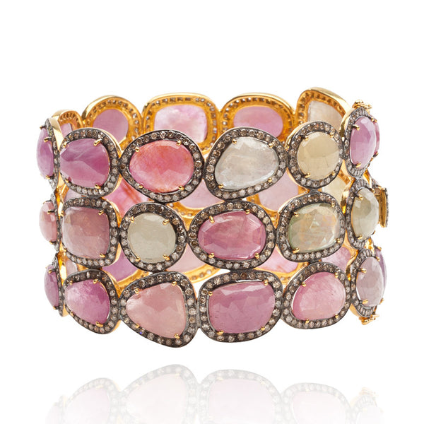 Bhangra Cuff - Lauren Craft Collection