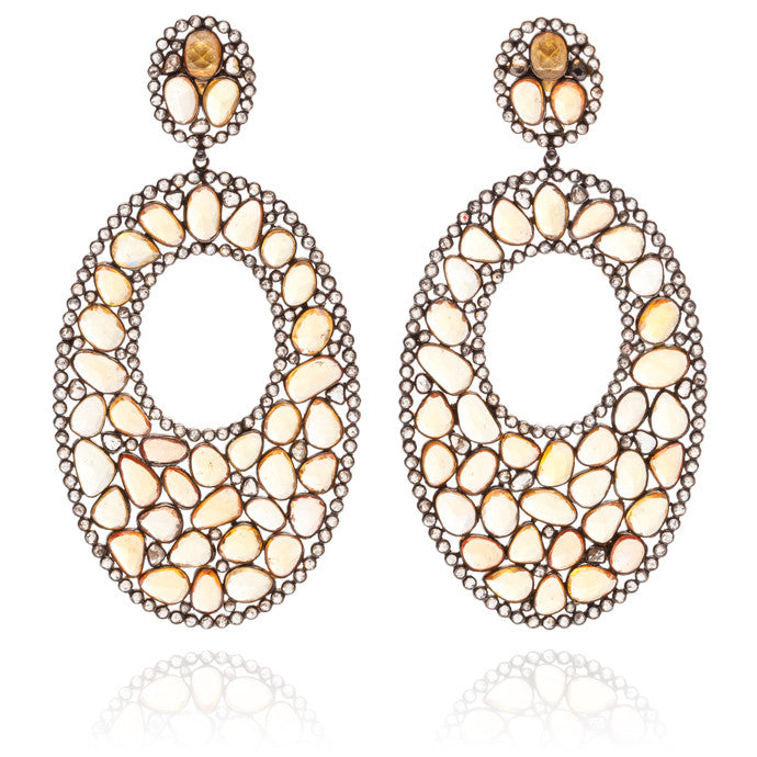 Rhodiupus' Earrings - Lauren Craft Collection