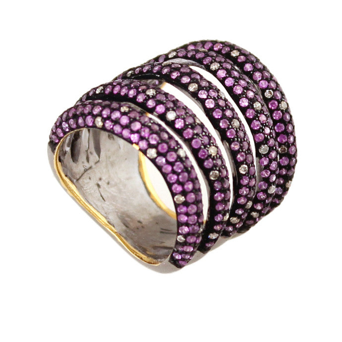 Goda Ring - Lauren Craft Collection