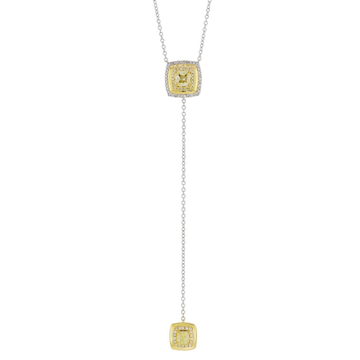 Amalia Lariat Necklace