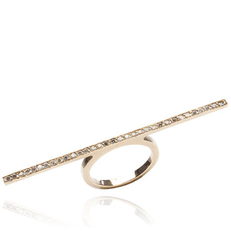 A Line Ring - Lauren Craft Collection