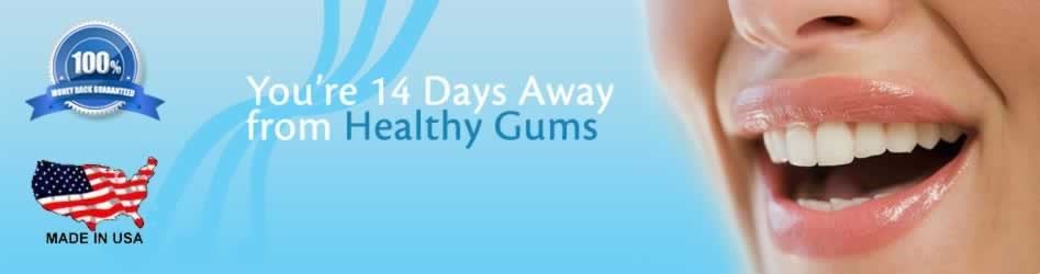 14 Days to Healthy Gums