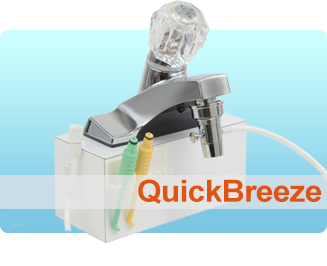 OralBreeze QuickBreeze Water Flosser