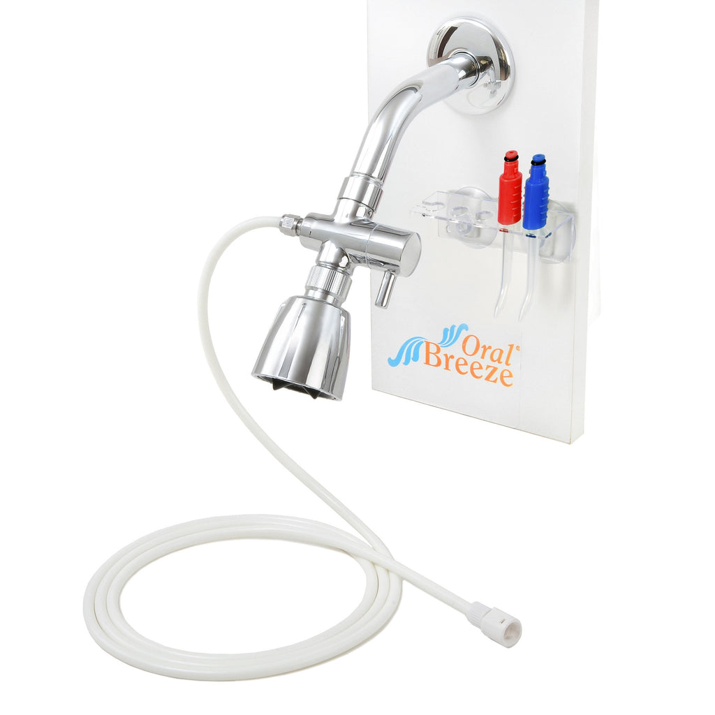 Showerbreeze Water Jet Dental Irrigator Amp Shower Water