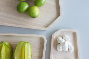 Blis Organic Wood Serving Tray (Small)