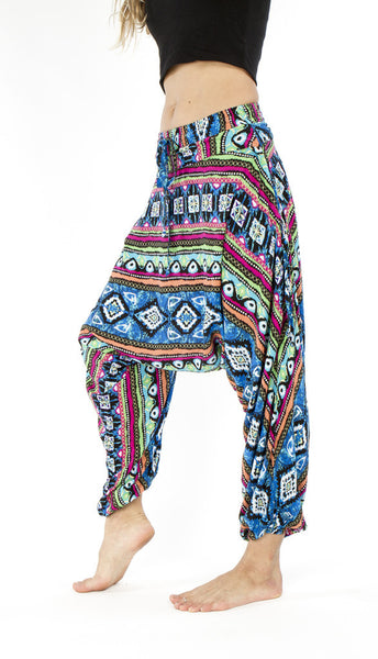 Buddha Pants Savannah Kali Blue