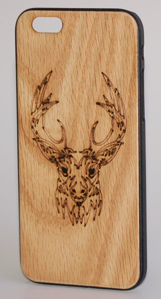 DEER w/ ANTLERS  Tech Case