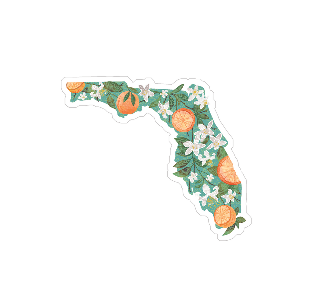 Florida Sticker Set of 3