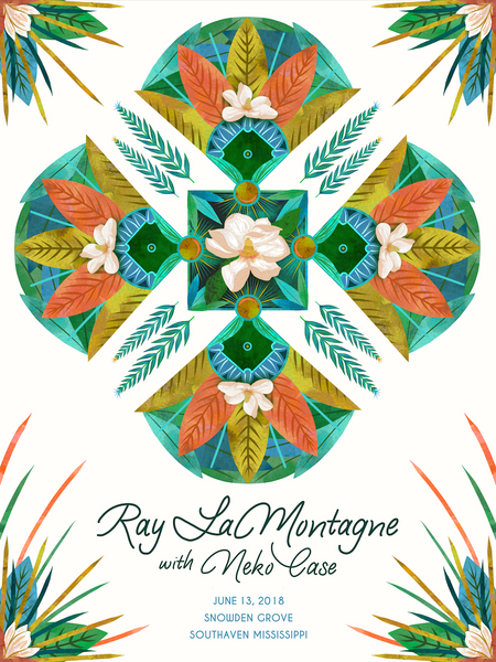 Ray LaMontagne, Southaven MS June 13, 2018