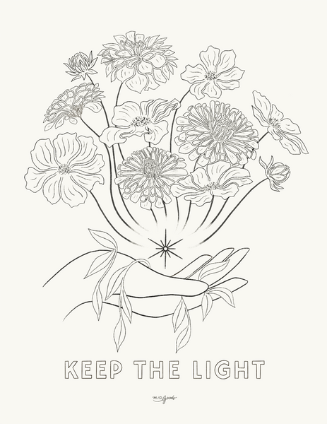 Keep The Light • Digital Download