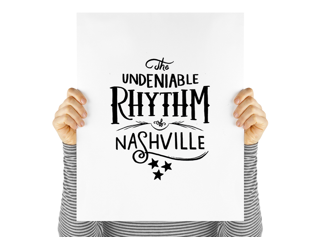 The Undeniable Rhythm of Nashville