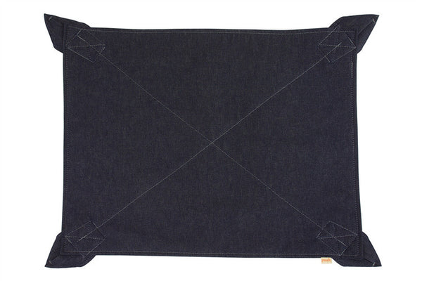 Kitty Lounger Cover - Indigo Denim