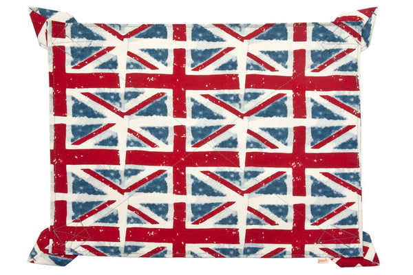 Kitty Lounger Cover - Union Jack