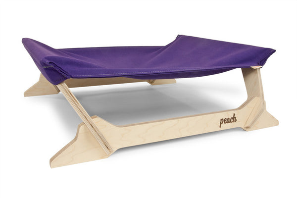 Kitty Lounger Mini - Amethyst
