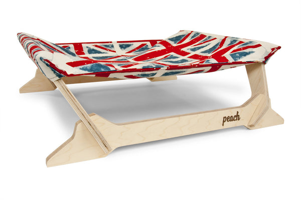 Kitty Lounger Mini - Union Jack