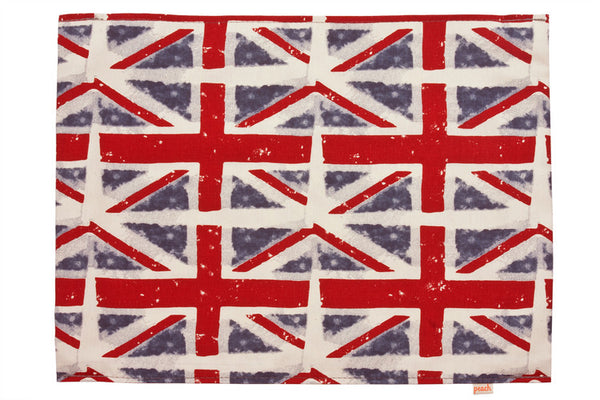 Kitty Lounger Mini Cover - Union Jack