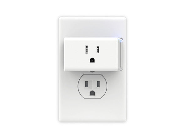 TP-LINK Wi-Fi Smart Plug Mini HS105: Package of 2