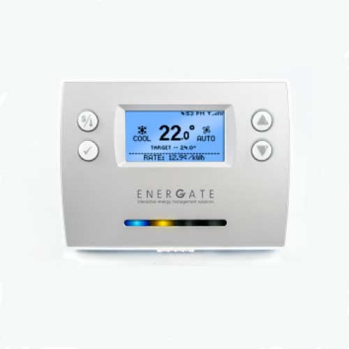 Energate FZ100 Foundation Smart Programmable Thermostat & Home Gateway