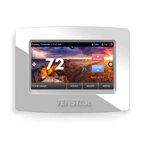 Venstar ColorTouch T7850 Thermostat