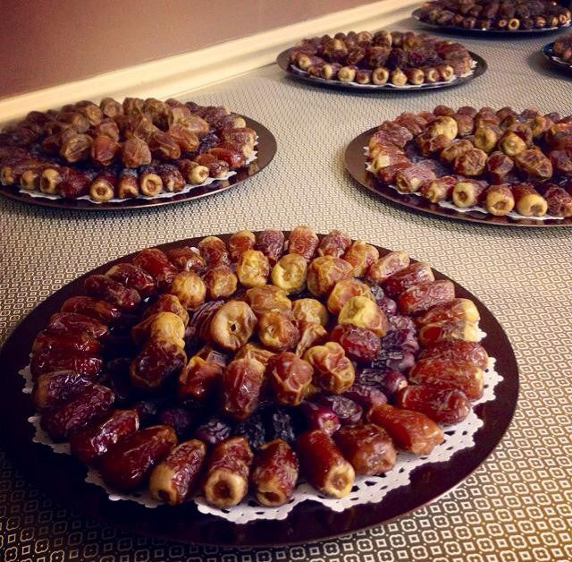 Date Gift Platters