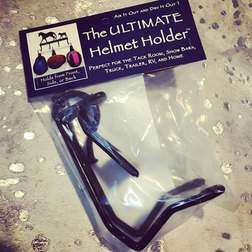 The Ultimate Helmet Holder