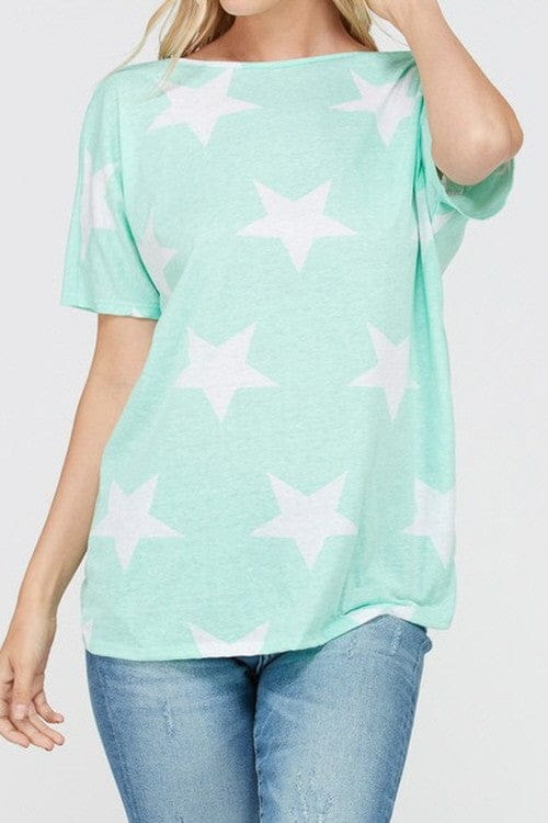 Star Twist Tee - PREORDER