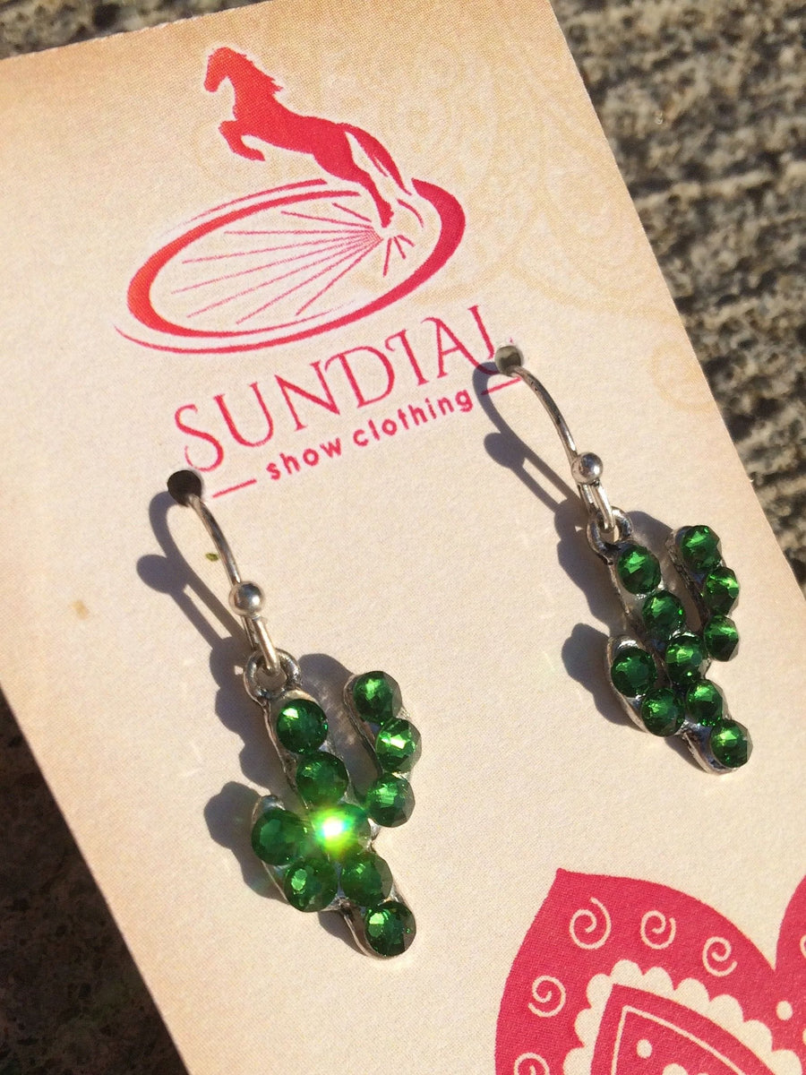 Cutesy Cacti Earrings