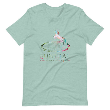 Cactus Bloom Tee