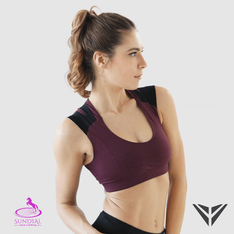 Sundial's Second Skin Sports Bra
