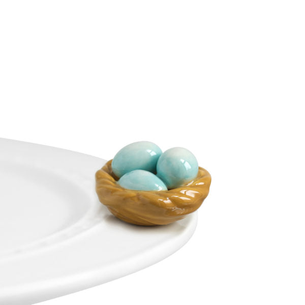 Nora Fleming Mini - Robin's Egg (Blue)