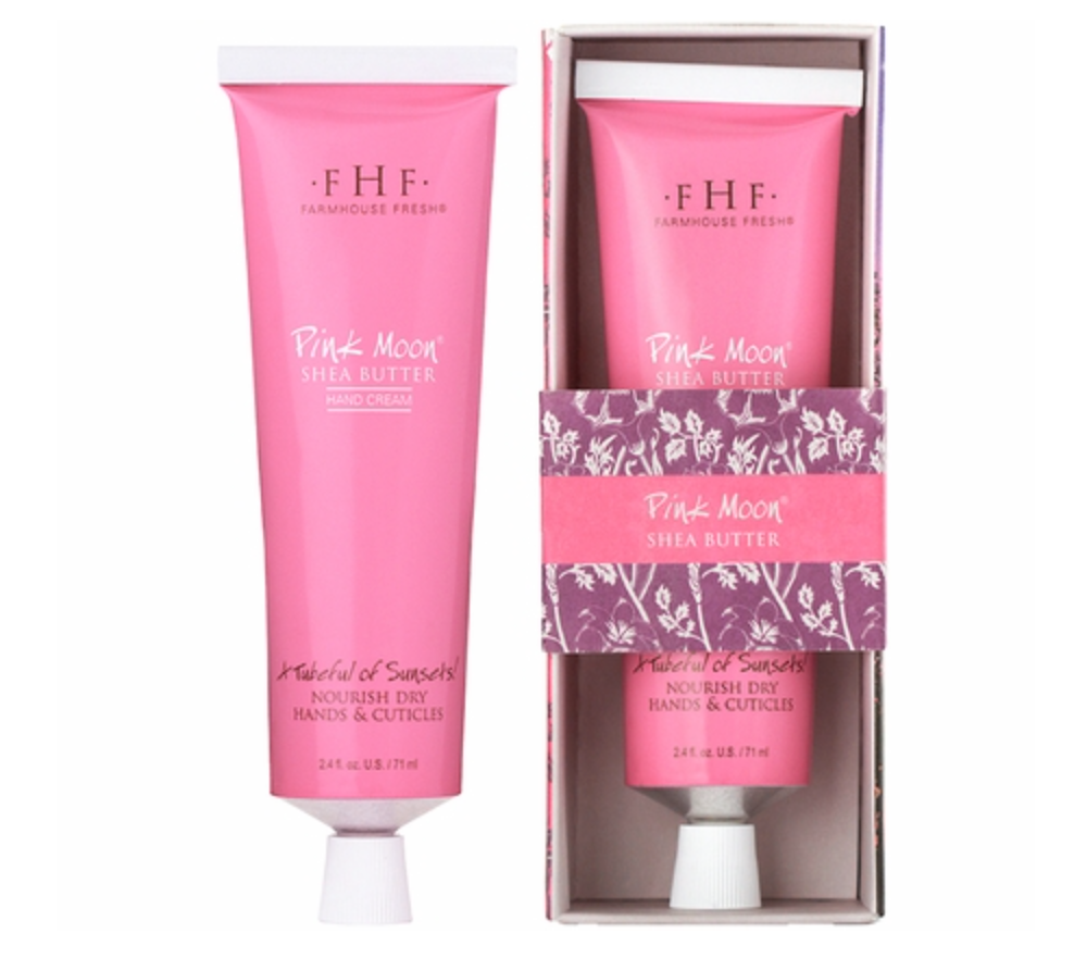 Farmhouse Fresh- Pink Moon Shea Butter Hand Cream