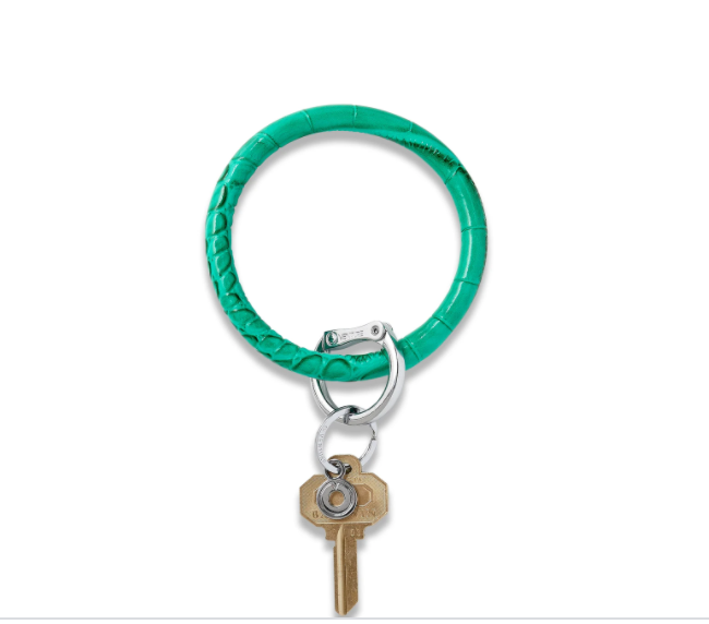 Big-O Key Ring Luxe