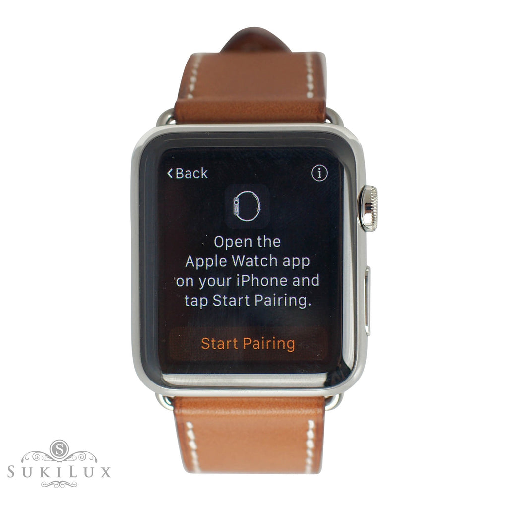 Hermès Apple Watch - Single Tour