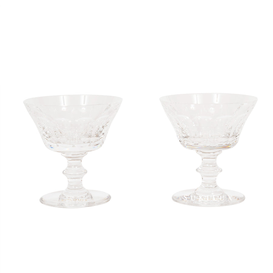 Tommy Crystal American Water Goblet