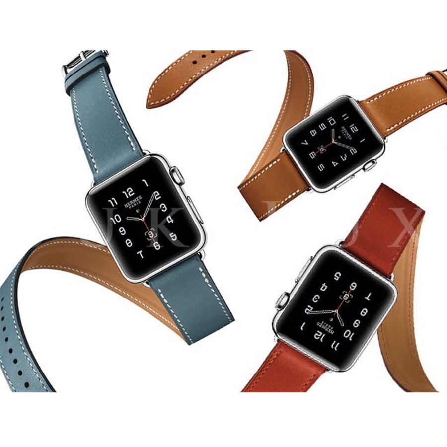 Hermès Apple Watch - Double tour