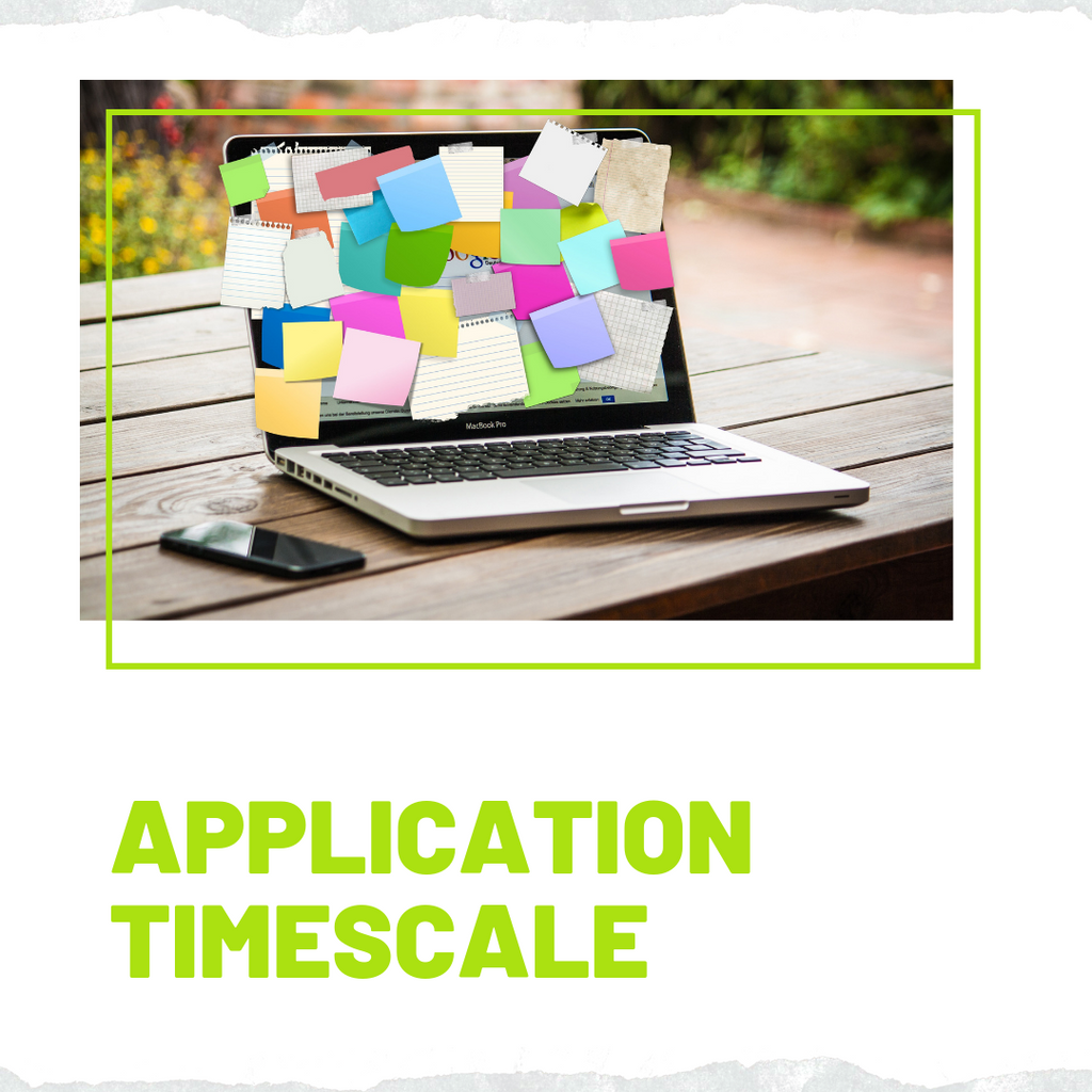 UCAS application timescale
