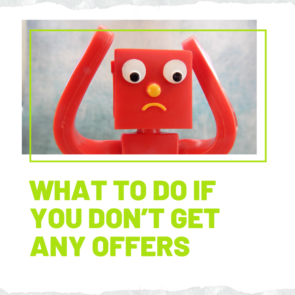 What to Do if You Don't Get any Offers – UCAS Extra