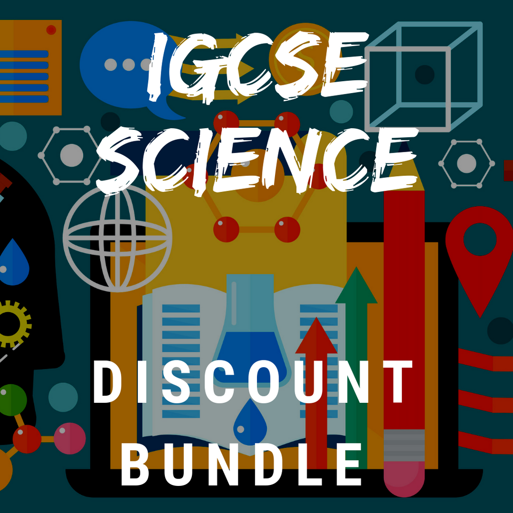 iGCSE Science DISCOUNT BUNDLE